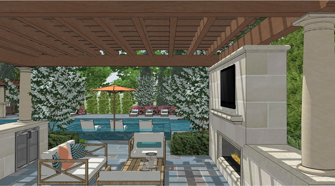 Contemporary Pool Design Gallery of Given Pool Designs LLC Kansas City swimming pool design