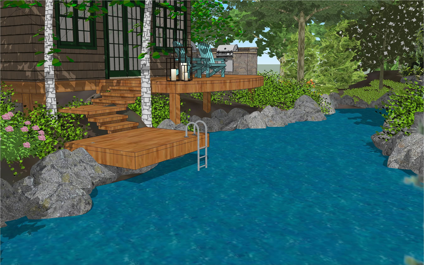 Treehouse Pool Design Gallery Of Given Pool Designs LLC Kansas City Swimming  Pool Design